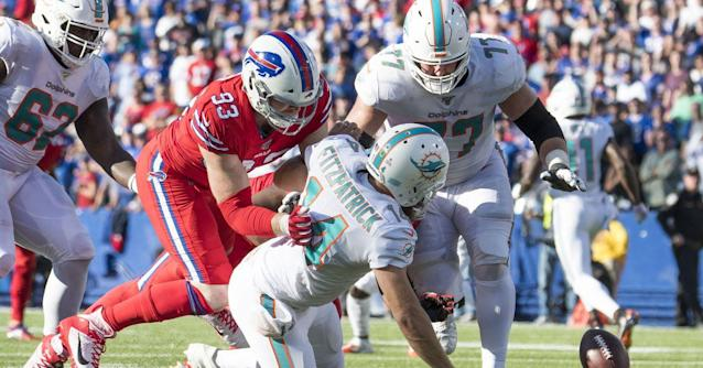 Bills Links, 10/22: More from Buffalo's 31-21 win over the Dolphins