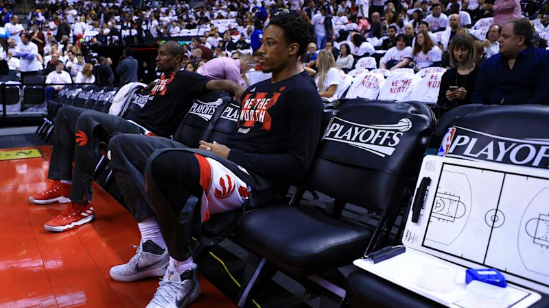 With Cavs, Celtics in rearview mirror, Raptors running out of time to find right rhythm