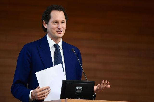 Agnelli family to take over Italian newspaper group GEDI