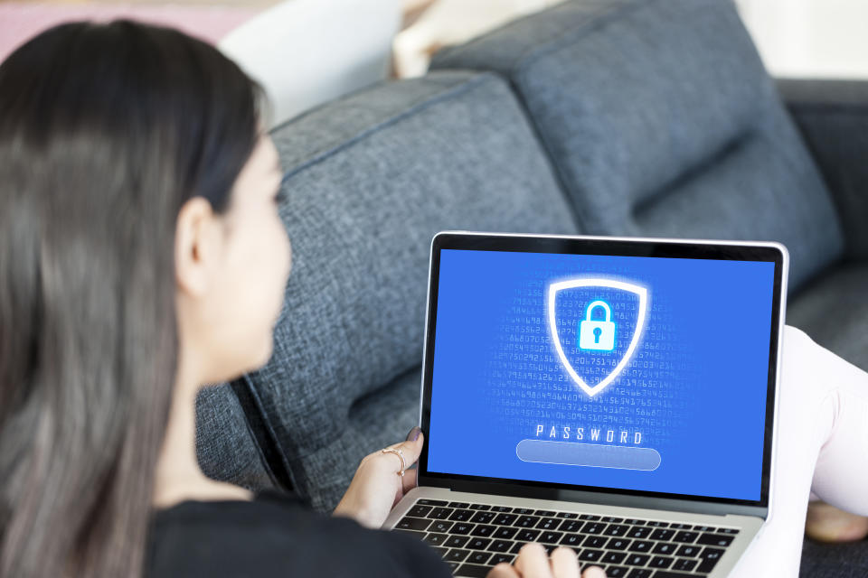Here's how to empower yourself to protect your personal information online. (Photo: Getty)