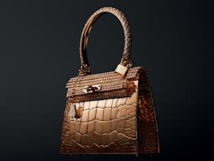 The $2 million Hermes handbag. Photo courtesy of Financial Times