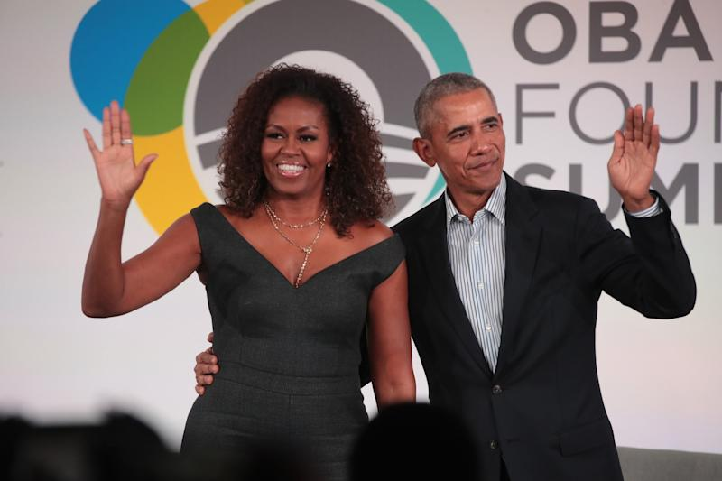 Barack Obama's Birthday Message for Michelle Is Full of Fun Photo Booth Pictures
