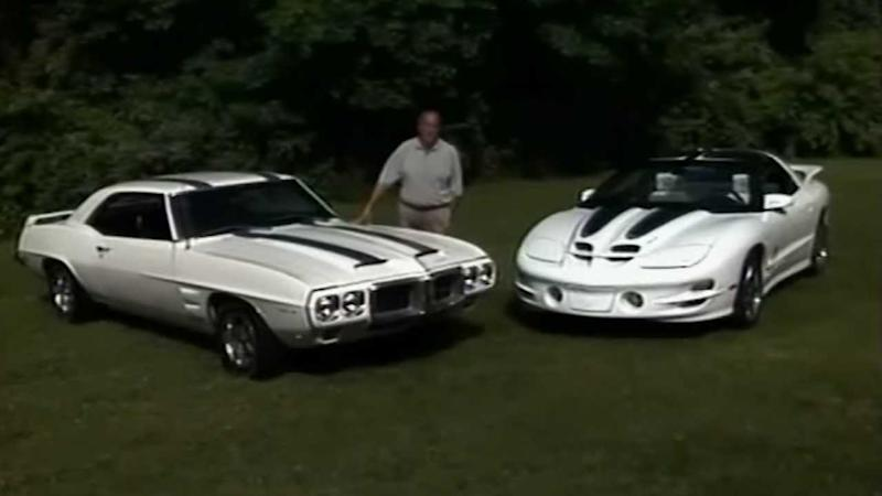 Retro Review Shows 1969 and 1999 Trans Ams During a Simpler Time