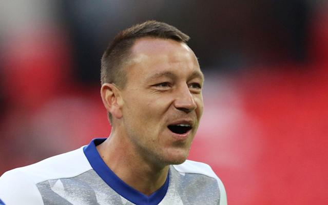 <span>John Terry is to leave Chelsea at the end of the season</span> <span>Credit: Rex Features </span>