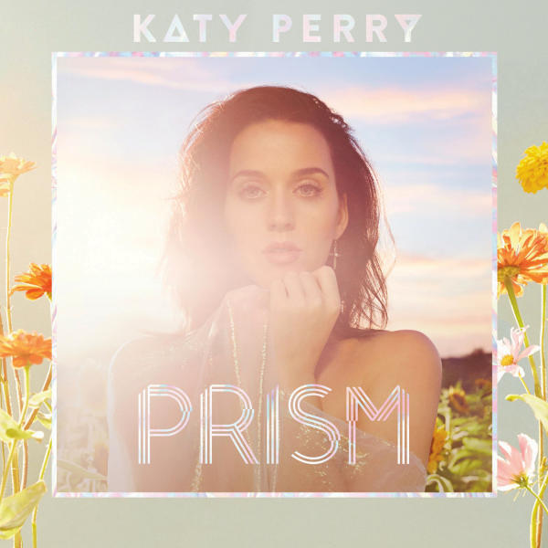 "This photo provided by Capitol Records shows the cover of Katy Perry's new album, ""Prism."" (AP Photo/Capitol Records)"