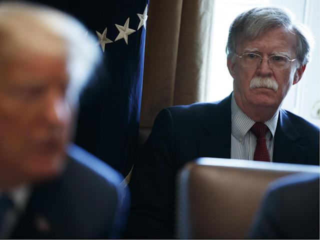 Another high-ranking member of Trump's National Security Council resigns following John Bolton appointment