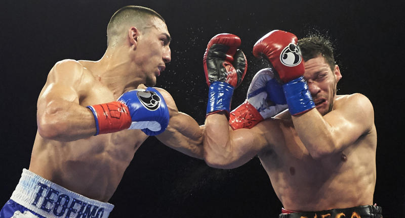 Image result for teofimo lopez diego magdaleno