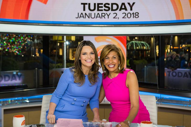 Hoda Kotb And Savannah Guthrie Are Reportedly Making A Fraction Of What Matt Lauer Did