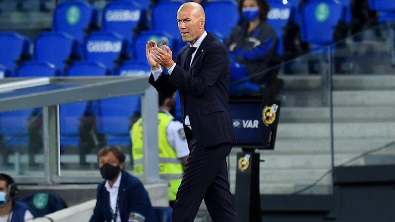 Zidane passes Del Bosque for second-most wins as Real Madrid coach