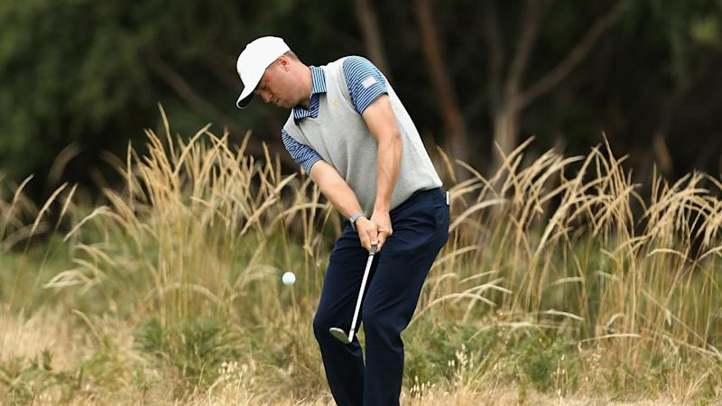 Justin Thomas says players will have to get used to new restrictions as the PGA returns to action