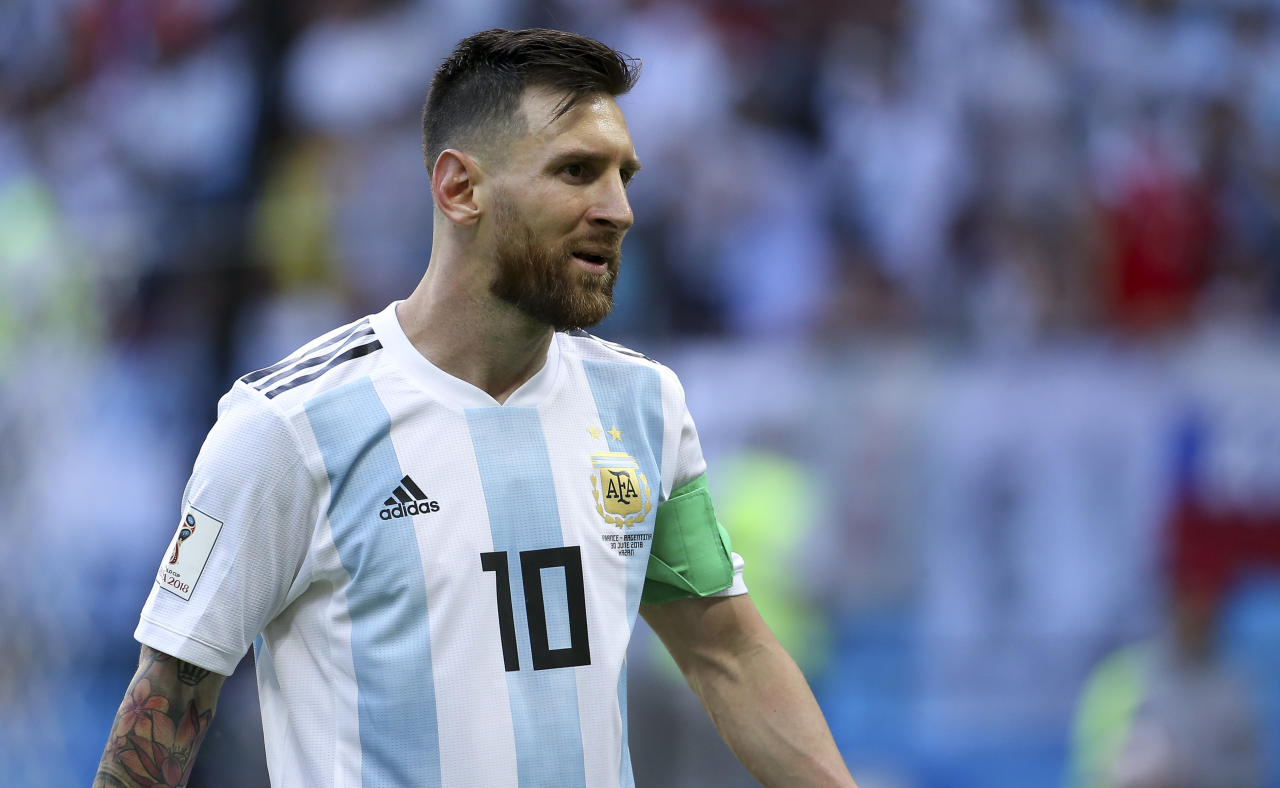 <p>9 – Lionel Messi (95,3M followers) – 500.000$<br />Crédit : Getty </p>