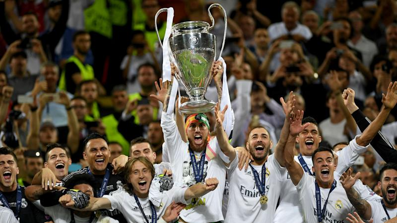 Real Madrid to play 2017 MLS All-Star Game