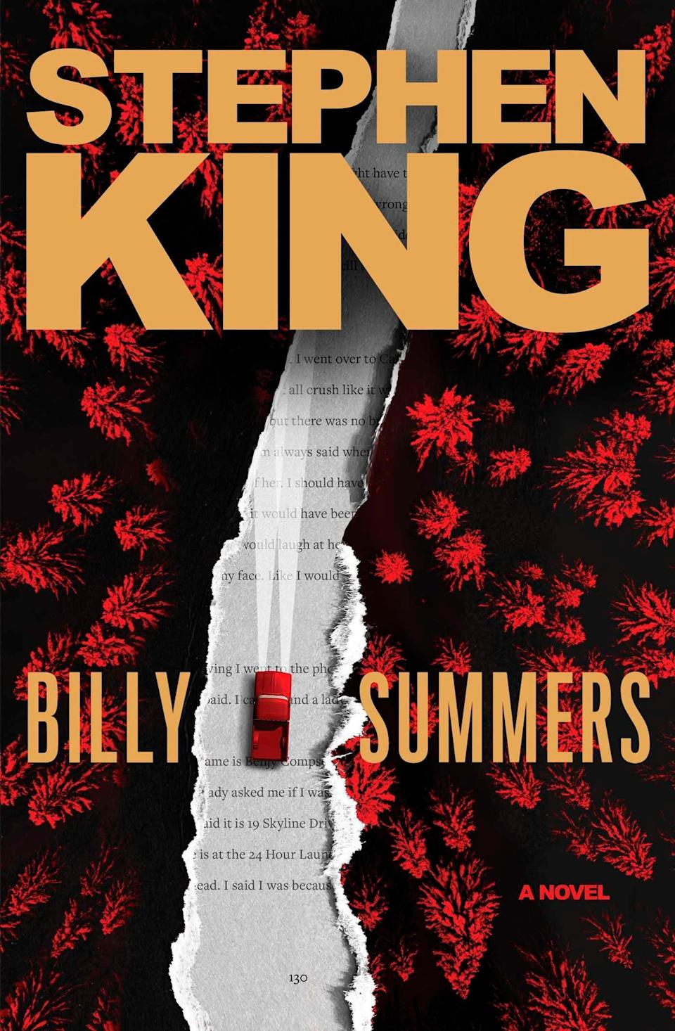 Book Review - Billy Summers (ASSOCIATED PRESS)