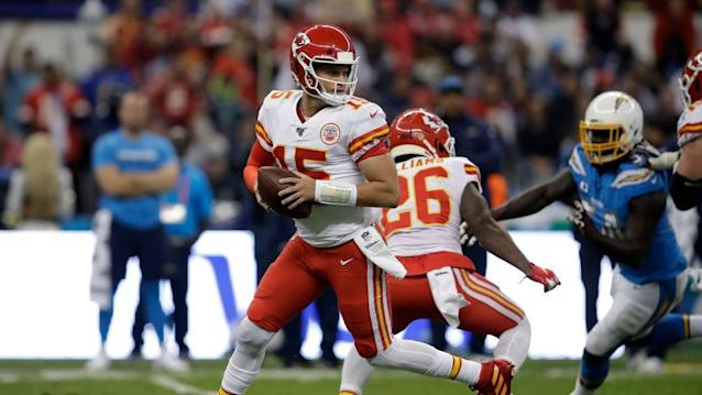 Chiefs' pass defense gets an 'A' for game vs. Rivers, Chargers ... and how it ended