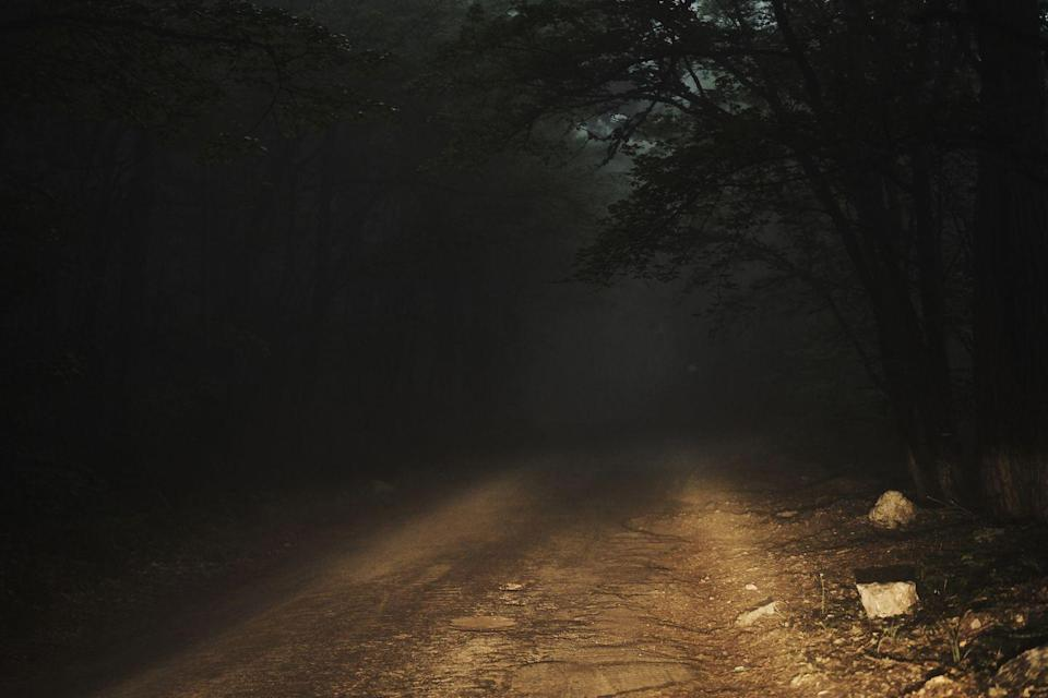 """<p>This chilling legend doesn't just take place in one part of the state, but in several regions—making it all the more terrifying. </p><p>According to the <em><a href=""""https://www.ctpost.com/entertainment/article/Urban-legends-are-plenty-in-Connecticut-13296813.php#photo-1703390"""" rel=""""nofollow noopener"""" target=""""_blank"""" data-ylk=""""slk:Connecticut Post"""" class=""""link rapid-noclick-resp"""">Connecticut Post</a></em>, """"Melon Heads are said to be either a band of deranged escapees of an asylum or a group of remote settlers who have suffered facial abnormalities due to inbreeding. Melon Head 'roads' exist notably in Shelton, Milford and Trumbull, in which people claim that the Melon Heads will attack their car with rocks in order to deter them from coming back on their land. If you're feeling adventurous, Saw Mill City Road in Shelton is known to be their primary stomping ground, so be sure to visit at night.""""</p>"""