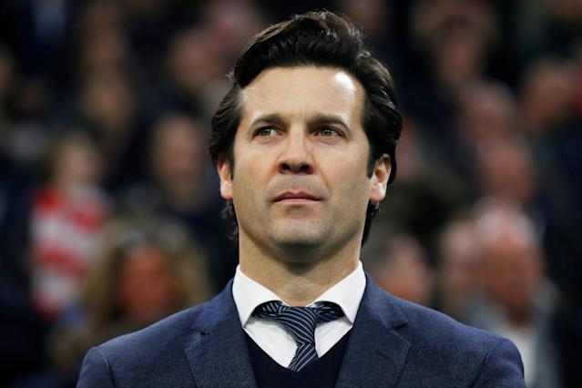 Santiago Solari has rescued Real Madrid's season, and he's not the first of his ilk to succeed. (Reuters)