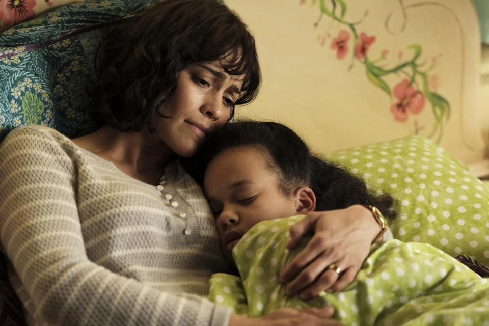 """<p><strong>The 1-Sentence Pitch:</strong> Laura (Paula Patton) lives in San Francisco with her husband, """"and they have a beautiful 8-year-old daughter — until the daughter disappears and turns up drowned in the Bay,"""" says exec producer Stephen Tolkin. But through a mysterious circumstance, time rewinds to eight days before the daughter's disappearance, and her mom """"does every single thing she can to change fate.""""<br><br><strong>What to Expect: </strong>When the world gets rewound, it gives Laura a chance to save her daughter. """"But every single time she changes events, they end up falling back into the same path,"""" Tolkin teases. So Laura begins trying to save the <em>other</em> female victims of the serial killer responsible for her daughter's death. The show is based on a Korean drama called <em>God's Gift: 14 Days</em>, and Tolkin was inspired by the idea that """"we think we have control over our lives, but there are forces much bigger than us guiding it.""""<br><br><strong>Time Opens All Wounds:</strong> The rewind brings a private investigator named Nico Jackson (Devon Sawa) into Laura's orbit. """"She lives a perfect life and he lives a messed-up life. But her life is not perfect, and in the course of her journey she discovers that,"""" Tolkin says. """"She discovers secrets. Everything about her marriage changes."""" <em>— KW</em><br><br>(Photo: Eike Schroter/ABC) </p>"""
