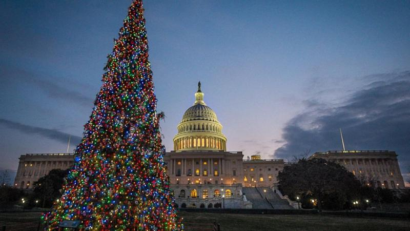 Three Dozen Congress Members Try to Save Christmas Before It's Over
