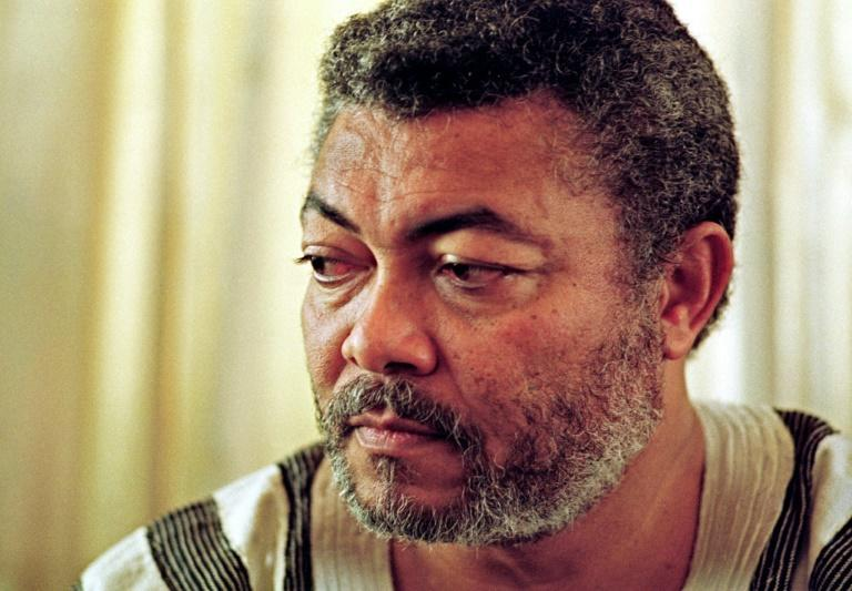 Rawlings twice overthrew governments