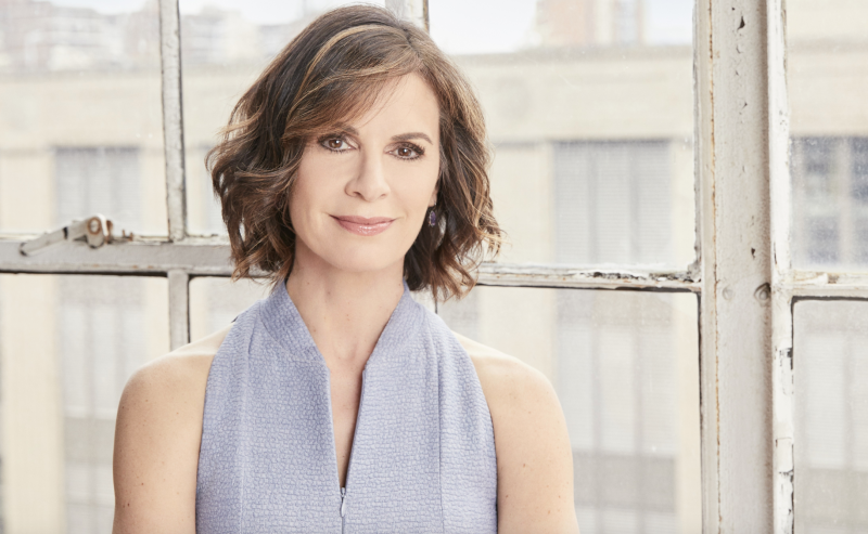 Elizabeth Vargas has a new podcast, Heart of the Matter, for Partnership to End Addiction.