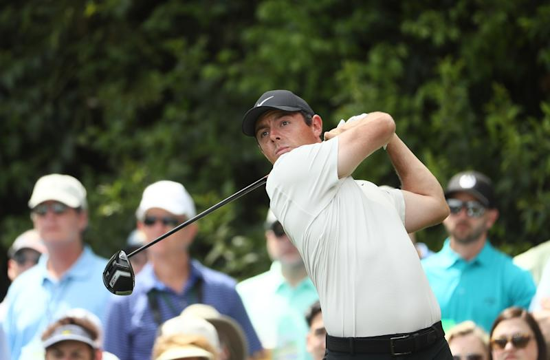 Patrick Reed Hits the Front at Augusta Following Stunning Round