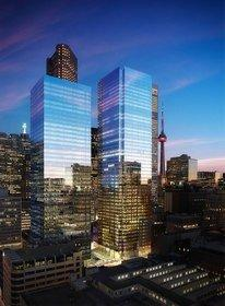 Brookfield Office Properties Signs 165,000-Square-Foot Lease at Bay Adelaide Centre East Development
