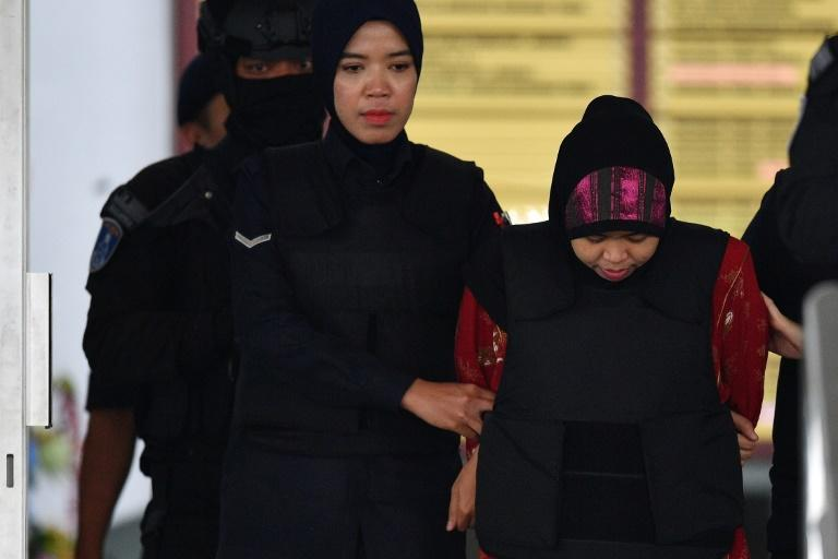 Indonesian national Siti Aisyah is on trial for her alleged role in the assassination of Kim Jong-Nam