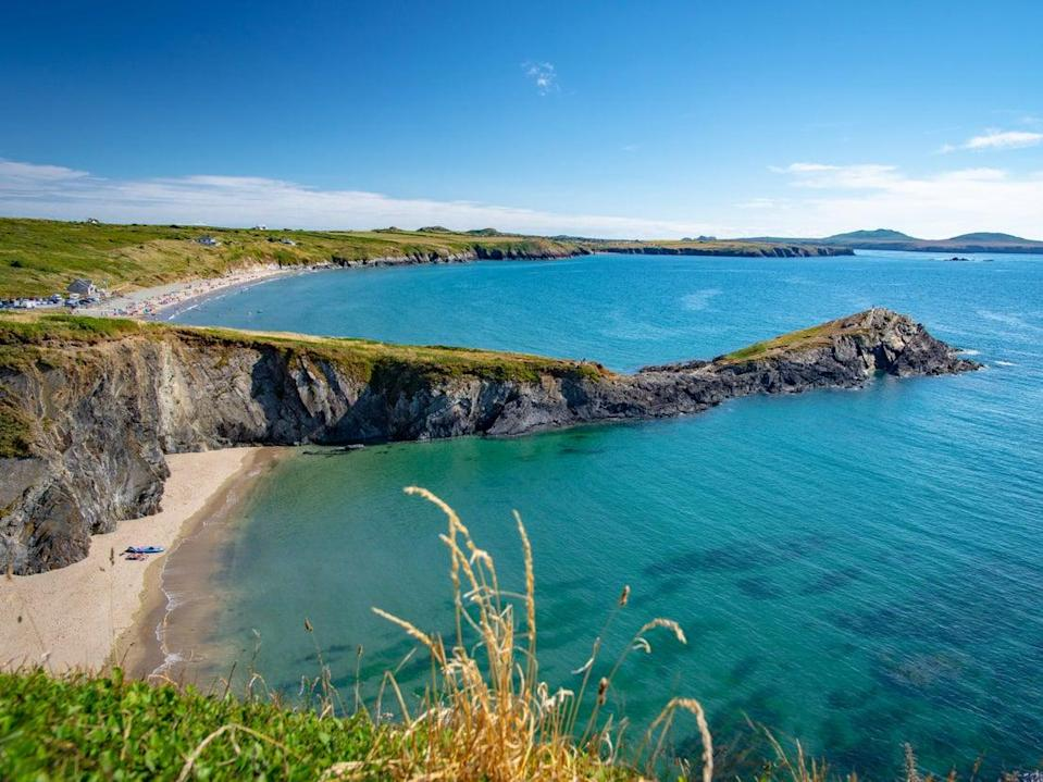 Home of some of Britain's loveliest bays, coves, coastal woodlands, marshes and meadows, St Davids is inspiring visitors to get passionate about nature (Getty Images/iStockphoto)
