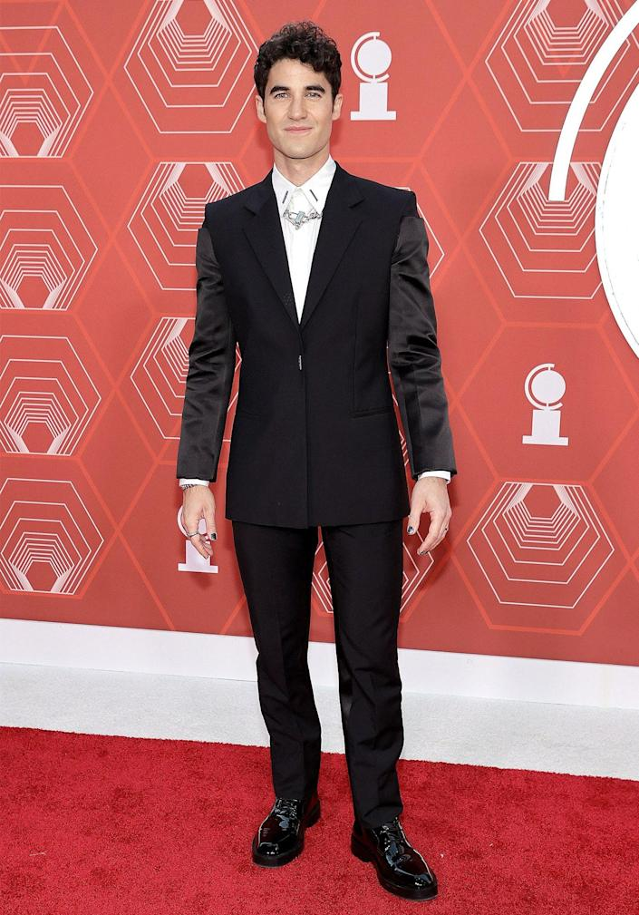 Darren Criss in Givenchy