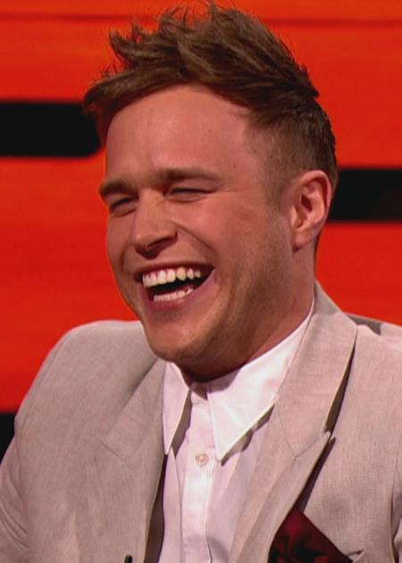 Olly Murs photos: Olly's smile is infectious as is his laugh.