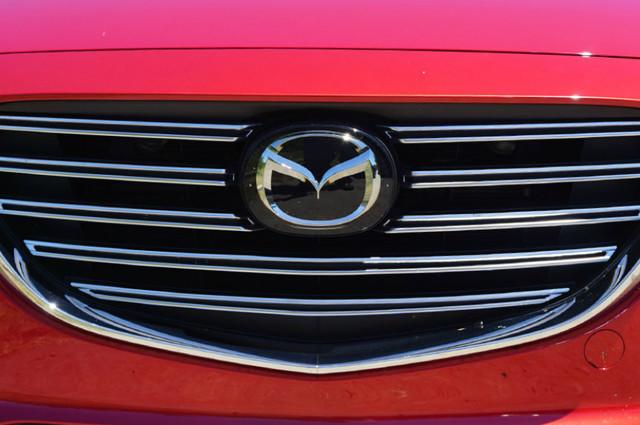 mazda electric car announcement cx partial front grill