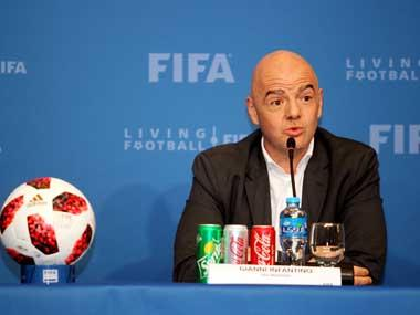FIFA president Gianni Infantino believes proposed 24-team Club World Cup could generate $50 billion in commercial income