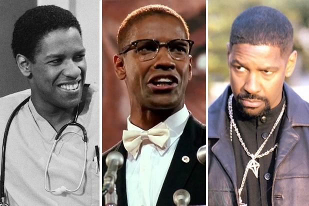 The Evolution of Denzel Washington, From 'Malcolm X' to 'The