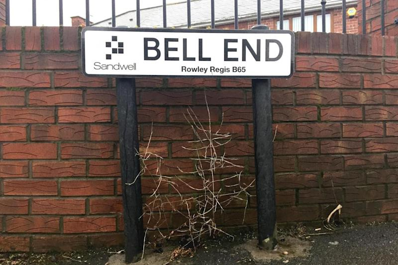 Bell End: The petition has gained 12 signatures so far (PA)