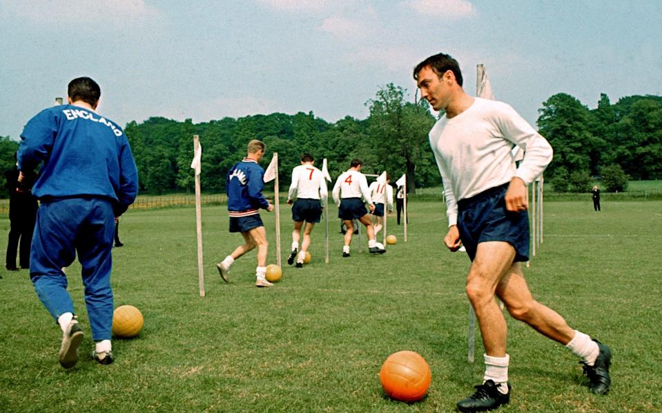 Jimmy Greaves, a world-class finisher with his vision of genius, would have thrived in the current game - PA