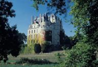 """<p>As one of the tallest castles in France, the seven-story Château de Brissac is said to host the """"Green Lady"""" who, as the <a href=""""https://chateau-brissac.fr/histoire/?lang=en"""" rel=""""nofollow noopener"""" target=""""_blank"""" data-ylk=""""slk:castle's website"""" class=""""link rapid-noclick-resp"""">castle's website</a> lays out, is the illegitimate daughter of King Charles VII. She was murdered by her husband after he discovered she was having an affair. It's said that she was wearing a green dress at the time of her death, and now she roams the castle moaning in the early hours.</p>"""