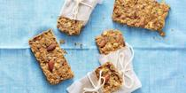 "<p>A combination of paprika and parmesan might not be what comes to mind when you think of breakfast, but after trying these granola bars, you'll be thinking of nothing else. </p><p><em>Get the recipe at <a href=""https://www.goodhousekeeping.com/food-recipes/easy/a34115/paprika-parmesan-granola-bars/"" rel=""nofollow noopener"" target=""_blank"" data-ylk=""slk:Good Housekeeping"" class=""link rapid-noclick-resp"">Good Housekeeping</a>.</em></p>"