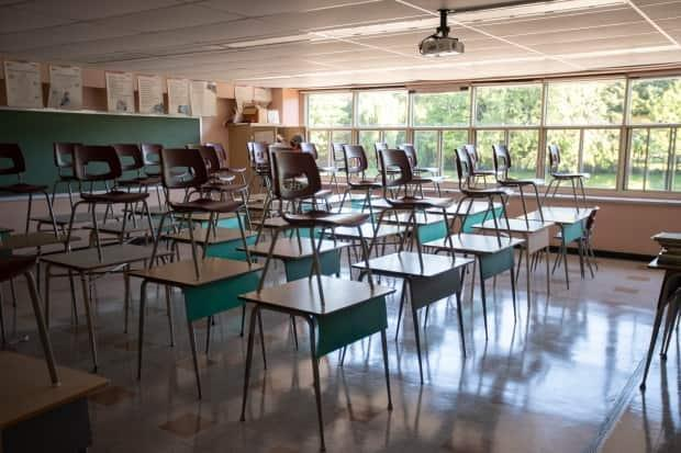 A Quebec judge said the Lester B. Pearson School Board failed to do what was needed to protect a student from bullying.  (Ivanoh Demers/Radio-Canada - image credit)