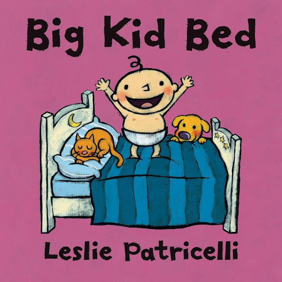 Big Kid Bed by Leslie Patricelli (Photo: Amazon)
