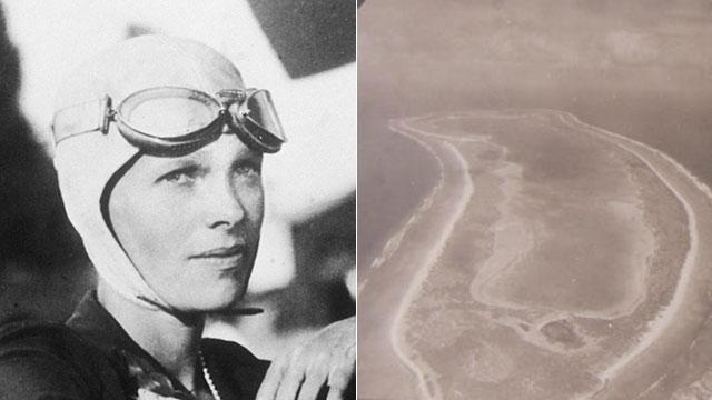 Lost Photos Reveal Clues About Amelia Earhart