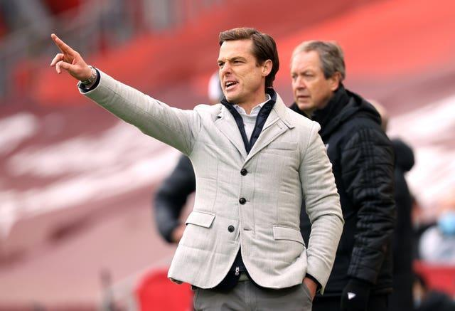 Guardiola has been impressed by Scott Parker's management style - and his fashion choices