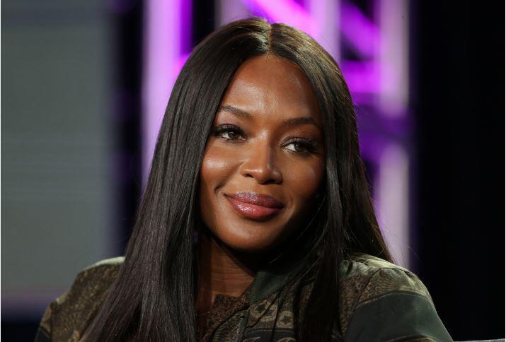 <p>Naomi Campbell is turning 47 in May and still looks as fresh-faced as she did when she first hit the catwalk (Photo: Rex) </p>