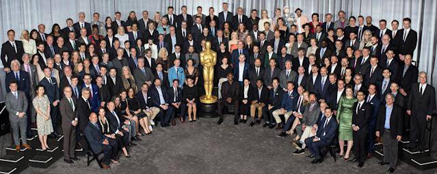 Nominees for the 90th Oscars