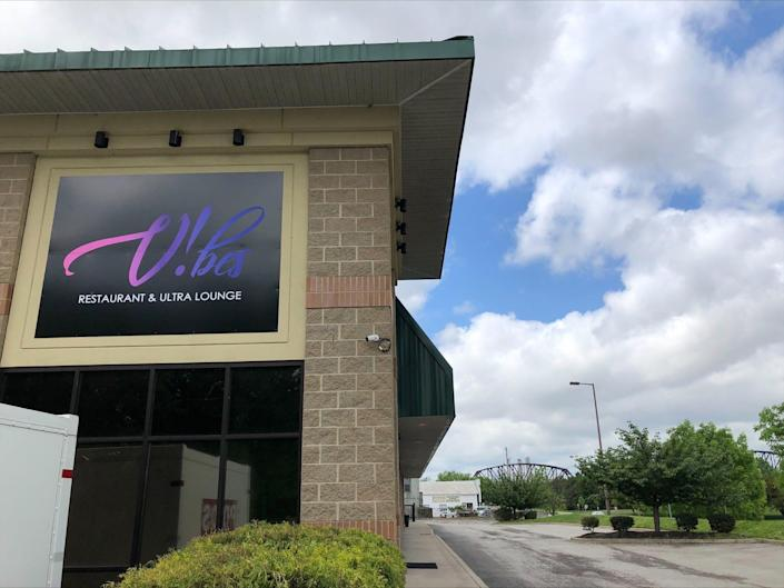 Vibes Restaurant and Ultra Lounge was the scene of a shooting May 1, 2001, at a pre-Kentucky Derby party