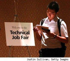 how to get back in the job search