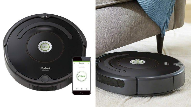 This is another robot vacuum that our readers scrambled to pick up.
