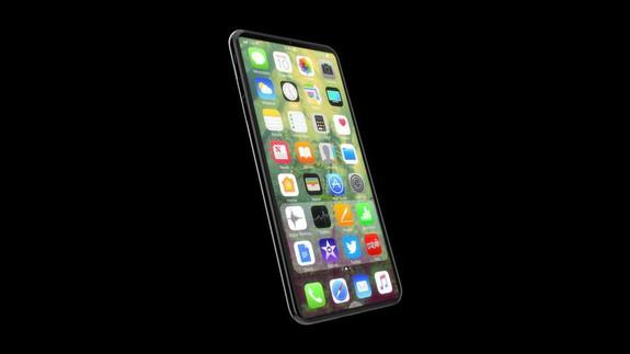 The <b>iPhone 8</b> could recognize your face in 'millionths of a second'
