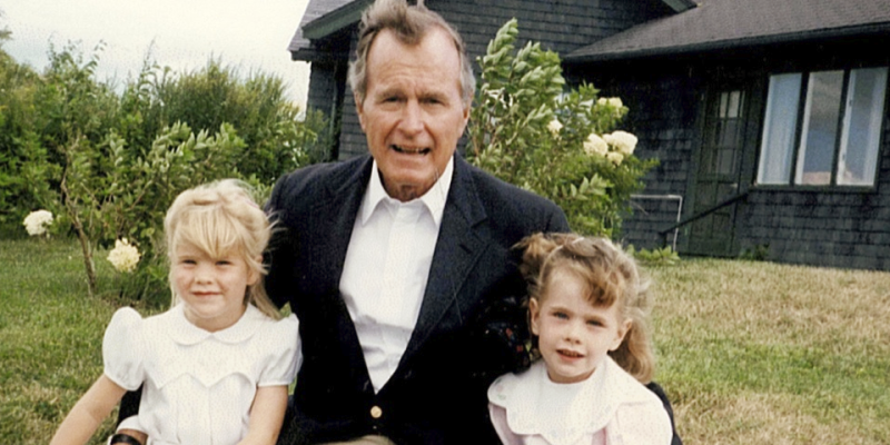 Photo credit: George H.W. Bush Presidential Library Museum