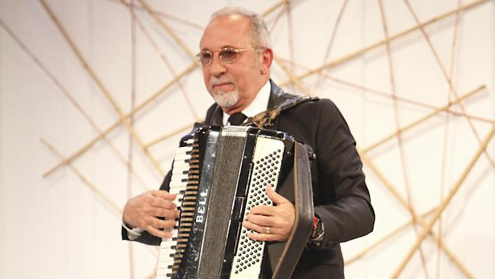 <ul> <li><strong>Net worth: </strong>$500 million</li> </ul> <p>Emilio Estefan is a musician, actor, record producer and entrepreneur. He was a member of the Miami Sound Machine with his wife, Gloria Estefan, and branched out into record, film and television production. He was named producer of the year at the Latin Grammy Awards in 2000. In 2015, the Estefans received the Presidential Medal of Freedom from President Barack Obama.</p> <p><small>Image Credits: Mediapunch / Shutterstock.com</small></p>