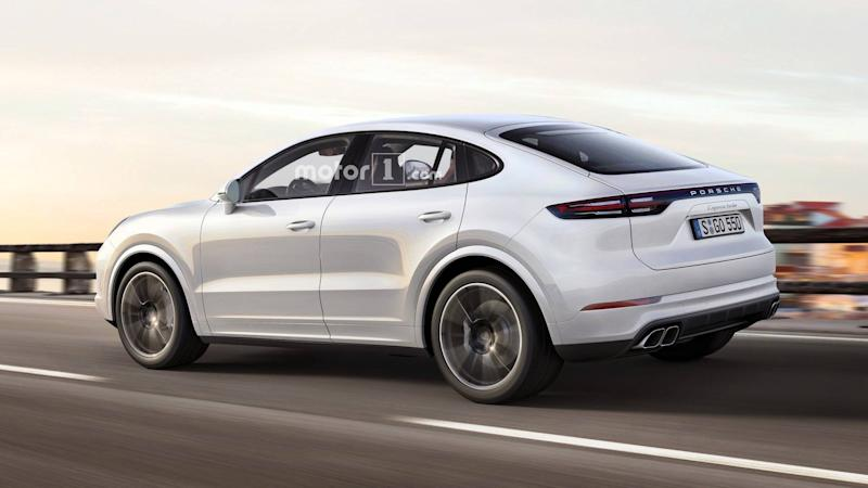 Porsche Cayenne Coupe Is A Go, Says Company Boss